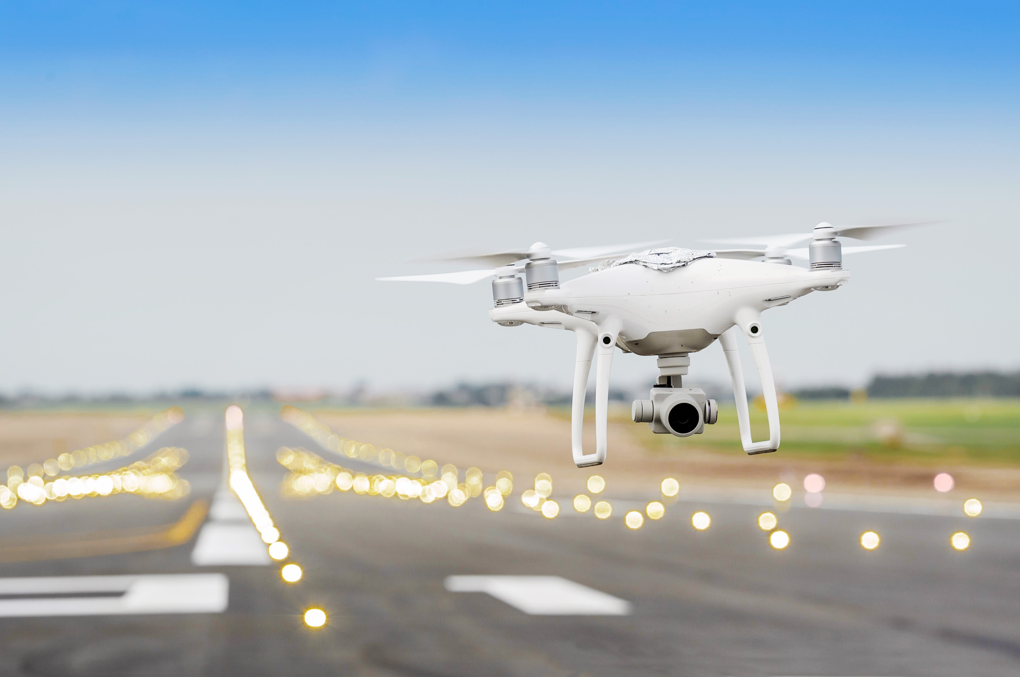 Counter Drone Airports